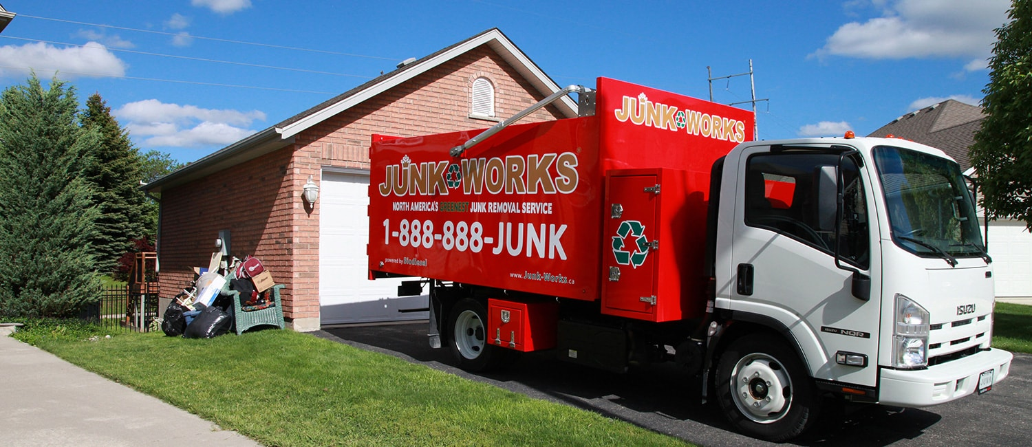 Junk Removal Residential