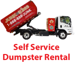 Self Service Dumpster Rental