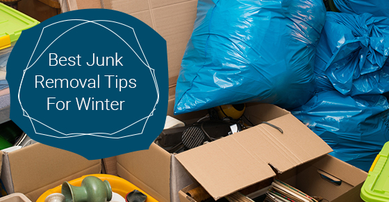 Best Junk Removal Tips For Winter