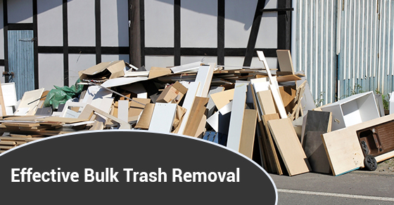 Effective Bulk Trash Removal