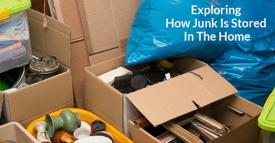 Exploring How Junk Is Stored In The Home