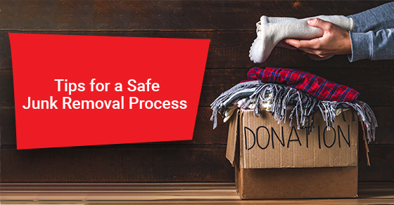 Tips for a Safe Junk Removal Process