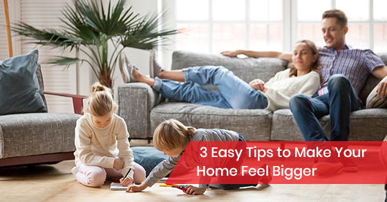 Tips for home rearrangements