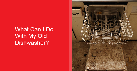 Things You Can Do With an Old Dishwasher